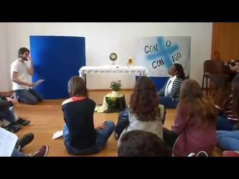 Retiro Crisma Shalom (Parte 1)