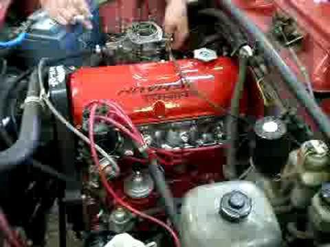 gyújtás - LADA 2105 tuning motor első indítás (gyújtás problémák :))