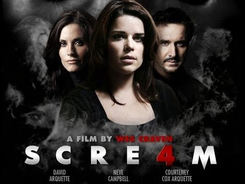 Scream 4: Official HD Trailer 2