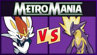 MetroMania Season 7 Heat 1 | Cinderace vs Toxtricity | Pokemon Sword & Shield Metronome Battle [4K] by Ace Trainer Liam
