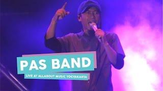 [HD] Pas Band - Aku  (Live at ALLABOUT MUSIC Yogyakarta, April 2017)