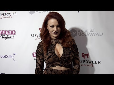 "Jenae Noonan 2018 Babes in Toyland ""Holiday Toy Drive"" Red Carpet"