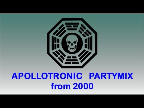 Apollotronic   Partymix from 2000 (видео)