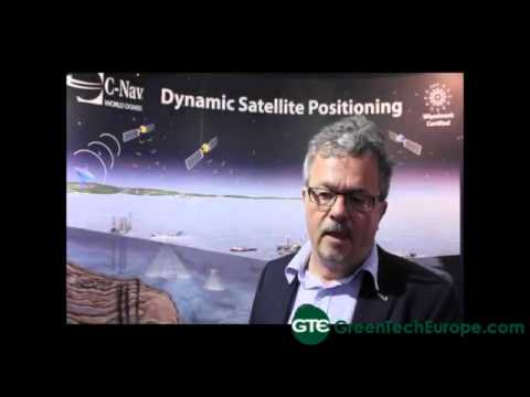 C-NAV Interview: Dynamic Satellite Positioning