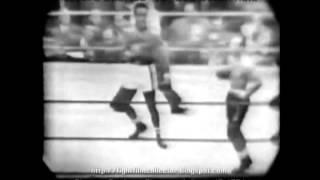 Ezzard Charles -vs- Bob Satterfield 1954