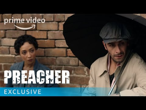 Preacher Season 2 Episode 6 - Behind the Scenes | Prime Video