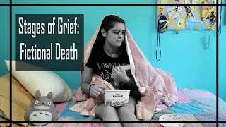 Have you experianced the death of your fictional best friend? Well me too....Let us journey in our grief together. 1. Denial 2.Sadness 3.Anger 4.Loss 5.