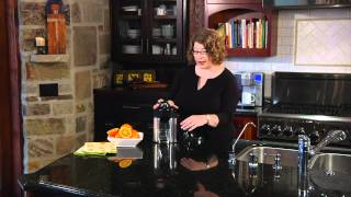 Pulp Control Citrus Juicer Demo Video Icon