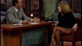 Jay Thomas interviews Pam Dawber