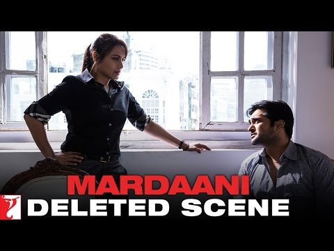 Planning The Chase - Deleted Scene 9 - Mardaani