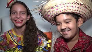 Festa de Santo Antonio- Entrevistado: Acácio e Família em Princesa Isabel 2017