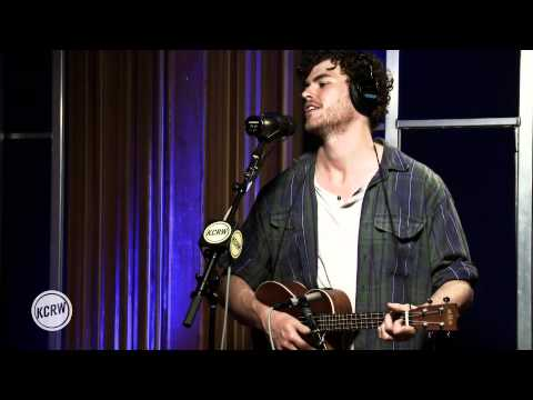 Vance Joy - Riptide (Live On US Radio KCRW)