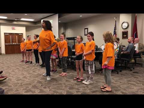 Video: Jackson Elementary School Dance Club video