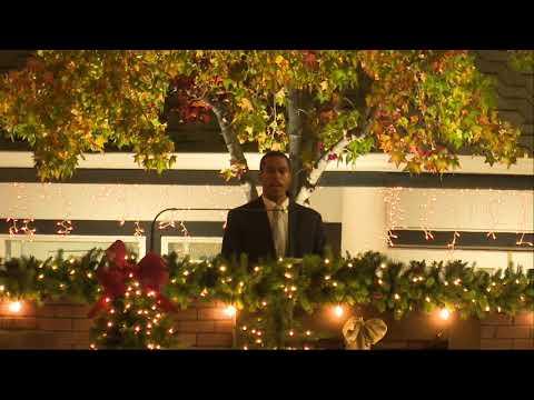 "Bro. Craig Burcham preaching ""In Those Days"" on December 2, 2020"