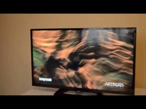 Видео Телевизор LED Philips 32PHT4200