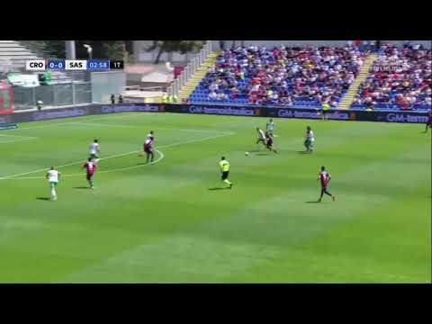 Crotone Sassuolo 4-1 Highlights 29/04/18