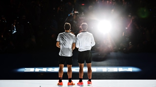 This video doesn't really need of description. I'm still speechless by what Federer did in this Australian Open 2017. I wanted to pay him tribute with the most ...