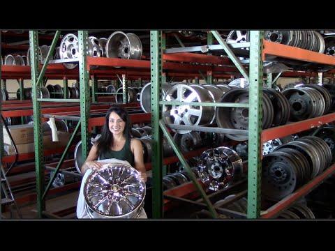 Factory Original Chrysler Concorde Rims & OEM Chrysler Concorde Wheels – OriginalWheel.com