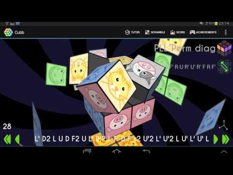 Video of Cubb free - 2x2x2 cube