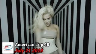 Video American Top 40 ~ July 21, 2018 MP3, 3GP, MP4, WEBM, AVI, FLV Juli 2018
