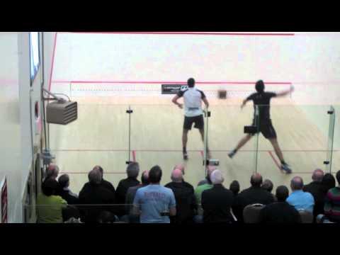 Comfort Inn Squash 2012 Semi Finals