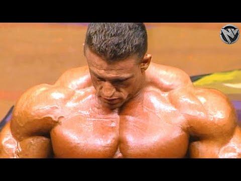 EVOLVED MASS - MUSCLES like a ROCK - DORIAN YATES MOTIVATION