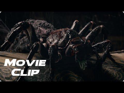 GUARDIANS OF THE TOMB 2018   Venomous Animal Expert Clip HD 2018 Kelsie Grammer Adventure Movie