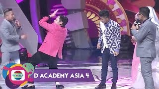 Video NASSAR KALAH TELAK!! Battle Goyang Dangdut Lawan JIRAYUT (THAILAND) | DA Asia 4 Top 30 MP3, 3GP, MP4, WEBM, AVI, FLV November 2018