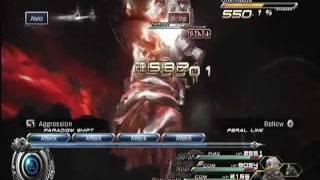 Final Fantasy XIII-2 11 th Boss Gogmagog Dying World 700 AF