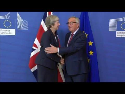 Σύνοδος Κορυφής: Με μειωμένες προσδοκίες οι Ευρωπαίοι ηγέτες για το Brexit…