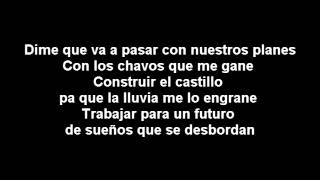Izaak ft Cosculluela  Que Va A Ser De Mi LETRAS 2014