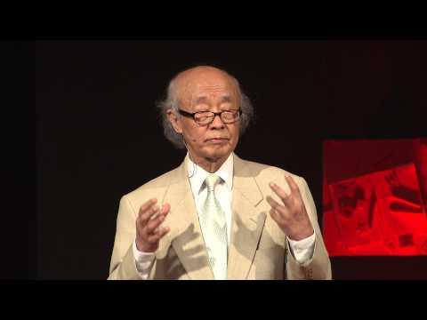 A new paradigm for peace | Han Park | TEDxUGA
