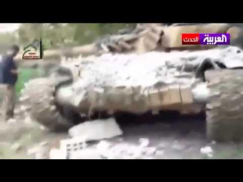 معارك عنيفة واقتحامات لثكنات قوات النظام السوري