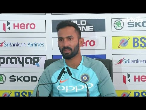 One bad tournament and I'll be on my way out - Dinesh Karthik