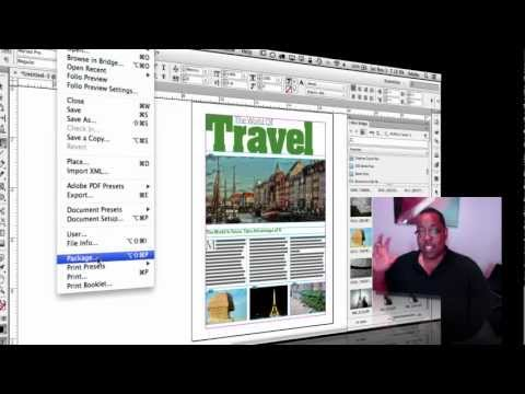 Adobe CS6 - In this episode of the Adobe Creative Suite Podcast Terry White shows you how to get started with Adobe InDesign CS6 from scratch.