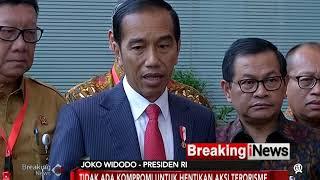 Video KESAL!! Presiden Ancam Keluarkan Perppu Terorisme - Breaking iNews 140/5 MP3, 3GP, MP4, WEBM, AVI, FLV Mei 2018