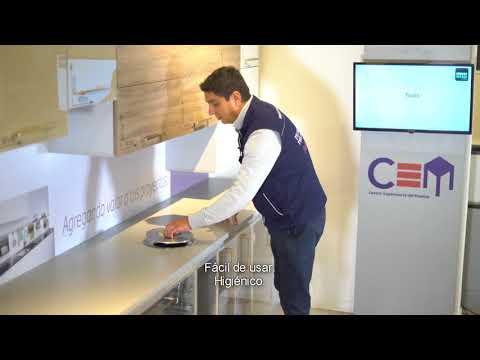 Sistemas de organización Kutz para muebles bajos