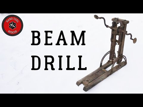 """Antique Beam Drill [Restoration]"""