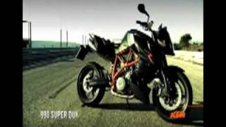 6. KTM  Super Duke 990R 2009