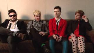 The Neon Trees Interview - Part 2 (Last.fm Sessions)