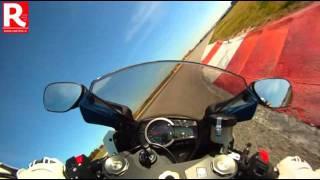 7. Suzuki GSX-R 1000 2012 On Board Monteblanco