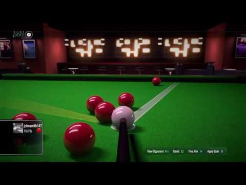 Pure pool Snooker 147 online full frame