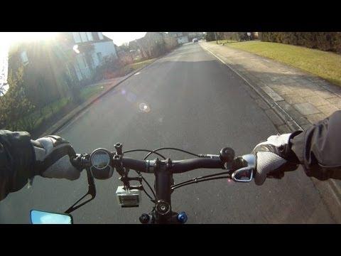 Vožnja s kolesom Grace MX (opis v nemščini)