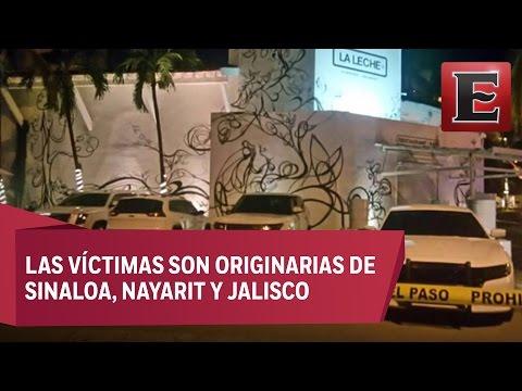 Grupo armado secuestra a seis personas en Puerta Vallarta