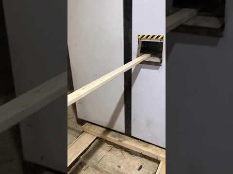 Видео V-Hold MB4015x6 станок четырехсторонний