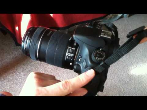 Attach - DSLR Trick Photography Special Effects E-book: http://tinyurl.com/PhotoEffectTricks Seems simple enough. Attach a strap to your camera. Although it took me a...