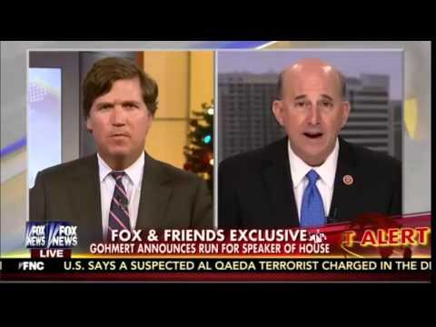 Louie Gohmert Runs Against Obama & Amnesty Supporter John Boehner!