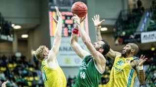 Ойын шолу ВТБ Бірыңғай лигасы: «Зелена Гура»— «Астана»