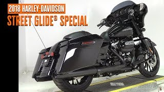 3. 2018 Harley-Davidson Touring Street Glide Special FLHXS