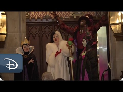 """side - More than 180 Disney Parks Blog readers attended the Disney Side """"Not-So-Scary"""" Soiree at Magic Kingdom Park in Walt Disney World Resort, celebrating the return of Mickey's Not-So-Scary..."""